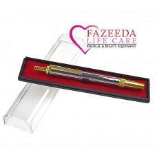 Pen stainless steel chrome