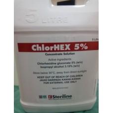 ChlorHEx 5%